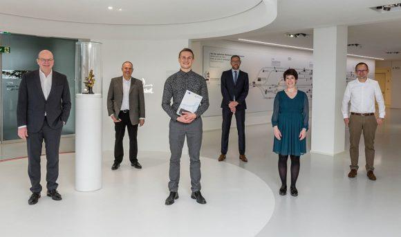Zeiss Feinoptiker 2020 Preisverleihung DIHK