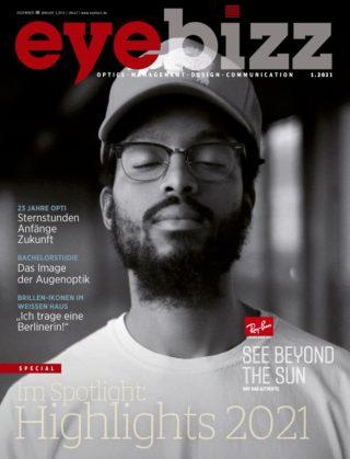 eyebizz Ausgabe 1.2021