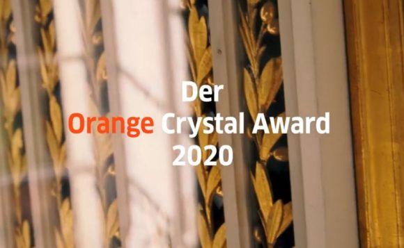 pro optik Orange Crystal Award