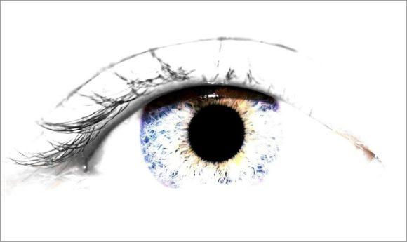 Depression Pupille Auge