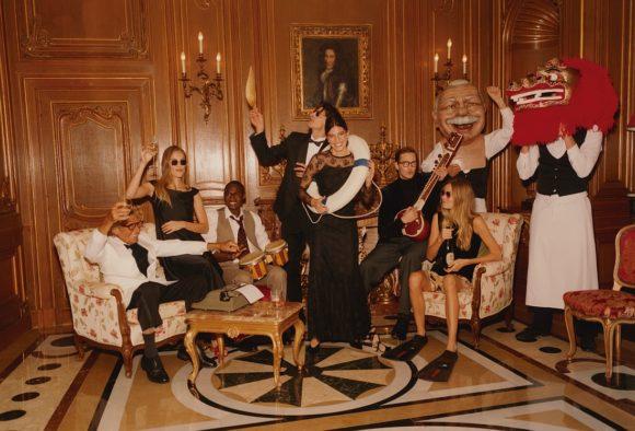 Etnia Vintage-Kampagne Glamourama