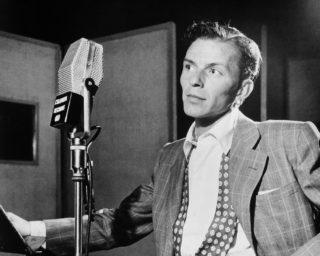 Frank Sinatra by Gottlieb c1947