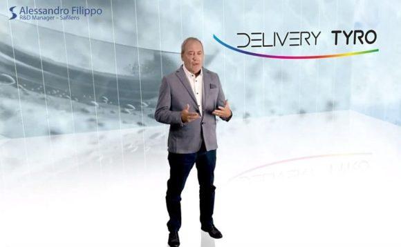 Safilens - Präsentation Delivery Tyro - Alessandro Filippo