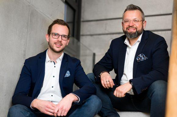 Sinfona - Michael Becker und Thomas Häusler