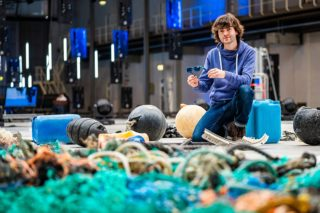 The Ocean Cleanup - FullCircle - Boyan Slat