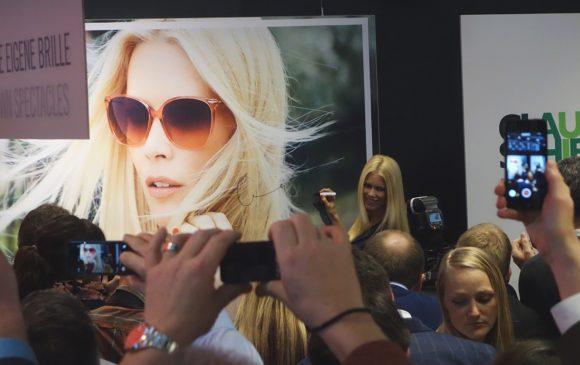 opti Prominente - Claudia Schiffer 2014