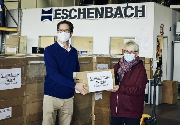 Eschenbach - Brillen Spende Vision for the World