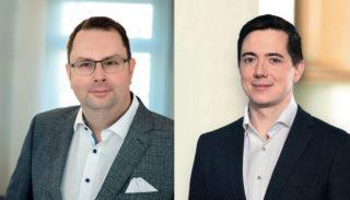 Eschenbach Vertrieb - Markus Deininger und Sebastian Brunner