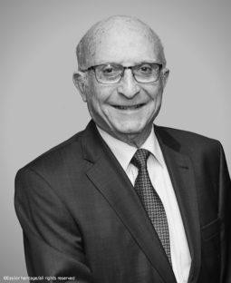 Essilor - Bernard Maitenaz - gestorben am 22 Februar 2021