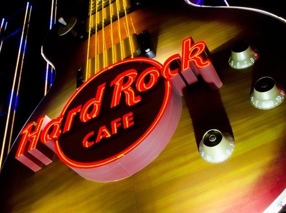 IVKO Hard Rock Cafe - Vegas Guitar