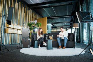 Lunor Digital Days 2021 - Sophie und Michael Fux