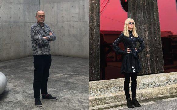 Massada Eyewear - Chris Mastalerz und Kate Lupinsky