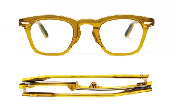Movitra Eyewear - Modell Isi honey