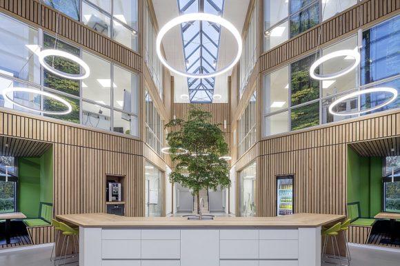 Rottler - neue Firmenzentrale Arnsberg-Neheim