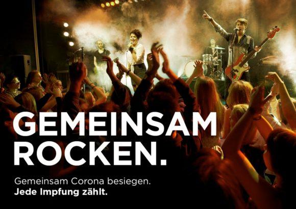 Unternehmen Kampagne Impfen gegen Corona - komm.passion - c Henrik Sorensen via Getty