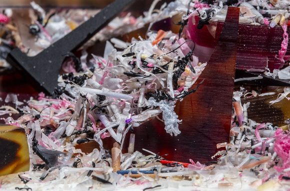 Eastman - Eyewear scrap for Recycling