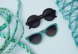 Eco Eyewear - Ocean - Coral Black - Pearl Aqua - Modo