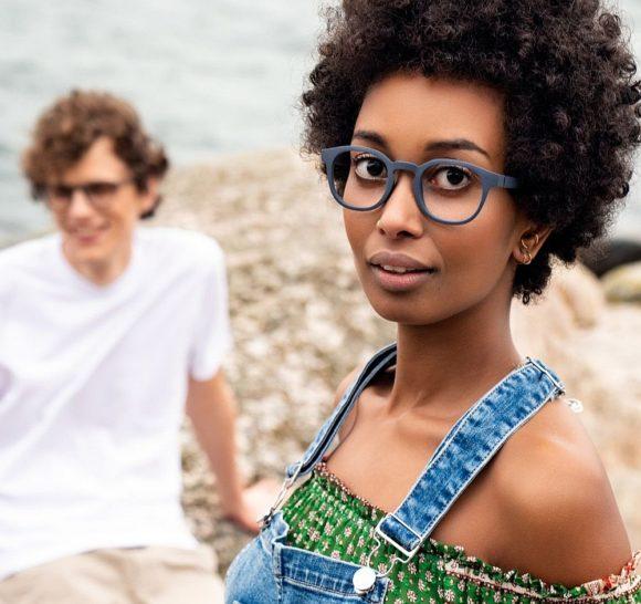 Eco Eyewear - Ocean - Cove Blue - Modo