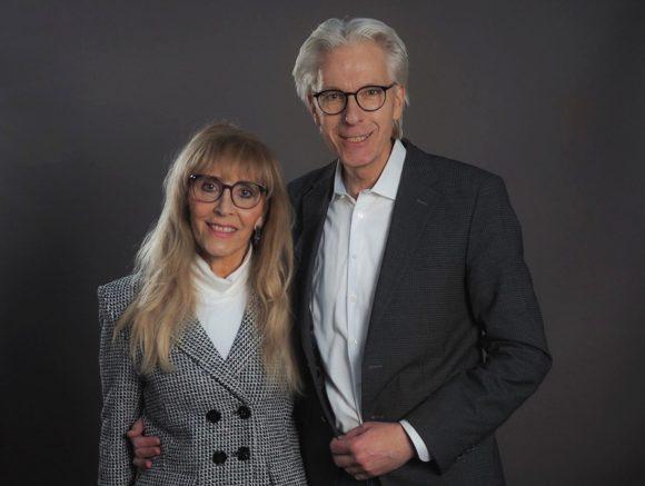 Eva van Dieken und Roland Brökelschen