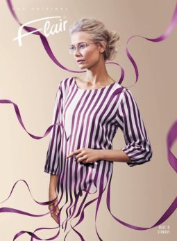 Flair Art Couture - Band ModelShot