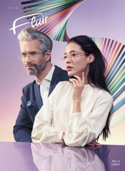 Flair-Kampagne 2021 Pure Colour Helix