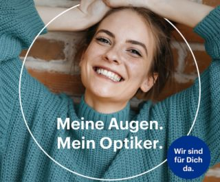 Johnson & Johnson Vision - Mein Optiker Kampagne