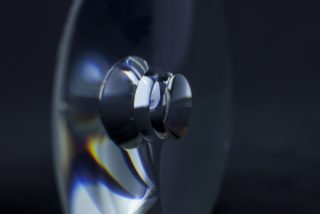 Kaps Vision - Brillenglas Minus 220 dpt