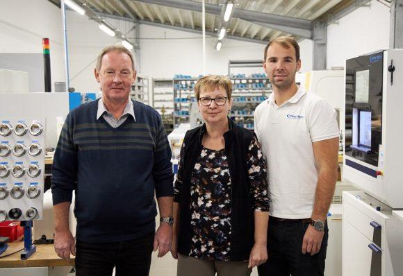 Kaps Vision - Lothar, Sabine und Peter Kaps