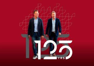 Menrad 125 Jahre - die Brüder Müller-Menrad