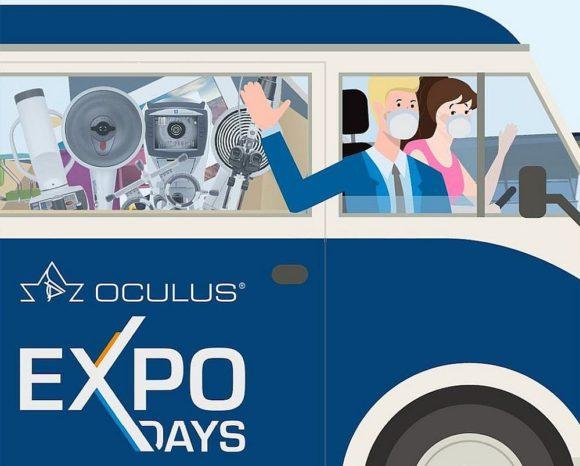 Oculus Expo Days - Termine April fallen aus