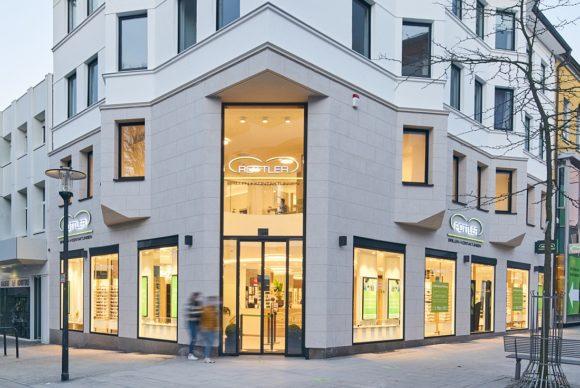 Rottler Neues Stammhaus 3-2021 Fassade