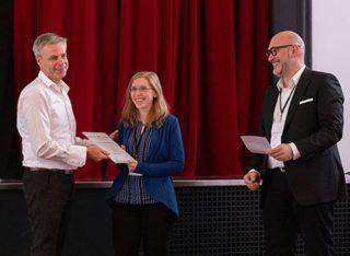 VDCO Vergabe Rolf-Weinschenk-Preis 2019