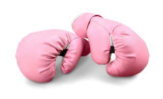 Weltfrauentag 2021 - Boxhandschuhe für Musterbrecherinnen