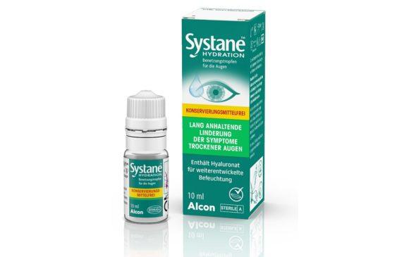 Alcon Systane: für die Benetzung Trockenes Auge
