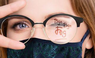 Brillengläser für Maskenträger: Optiswiss FogFreeUV