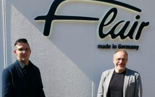 Flair - Philipp Meyer und Thomas van den Boom