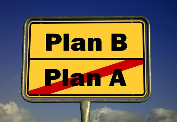 Personal-Suche - Zeit für Plan B