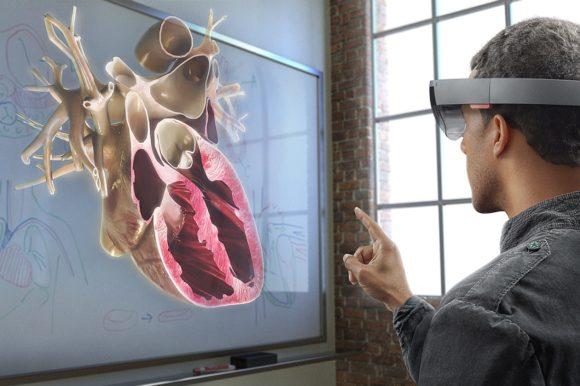 Smart Glasses - Microsoft Hololens