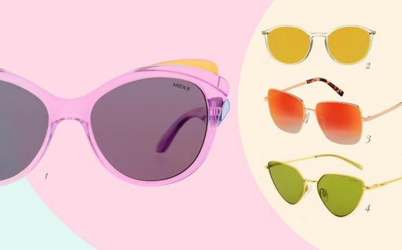 Sonnenbrillen 2021 Trend 1 Neon - KGS