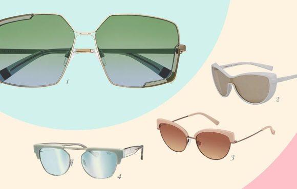 Sonnenbrillen 2021 Trend 4 Modern-Retro - KGS