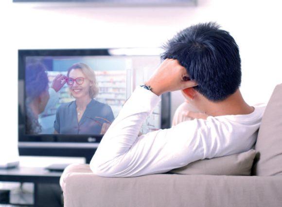 Augenoptik im Fernsehen - eyebizz-Serie