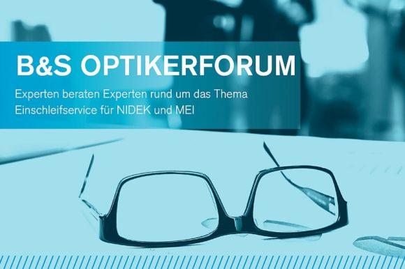 B&S Optikerforum