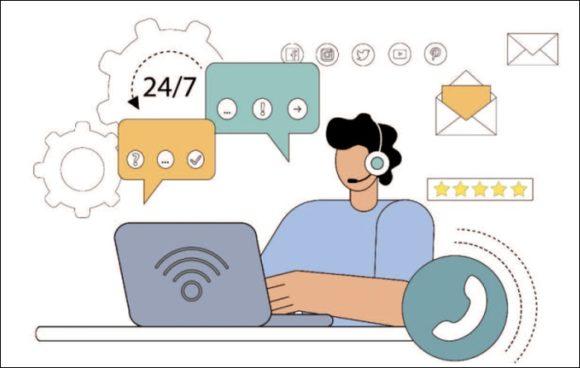 Kunden-Ansprüche - digitale Kommunikation