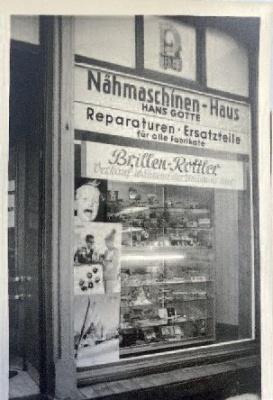 Rottler Brillen 1946