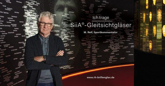 Rupp + Hubrach - Kampagne für SiiA-Gleitsichtgläser