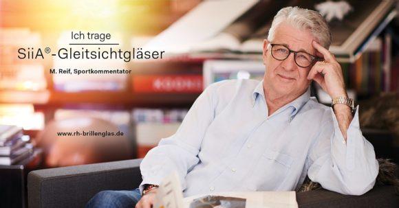 Rupp + Hubrach - Siia-Kampagne mit Marcel Reif