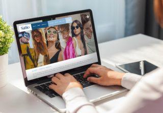 Safilo - Relaunch Website