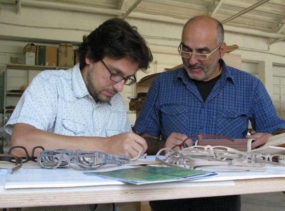 W-eye - Matteo Ragni und Doriano Mattellone