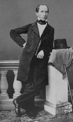 Zeiss-Gründer Carl Zeiss 1850