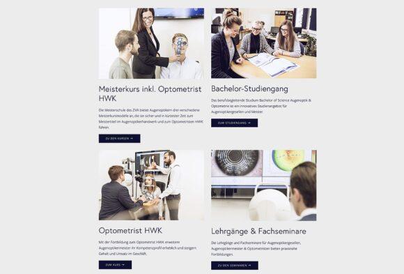 Augenoptik Akademie ZVA-Bildungszentrum